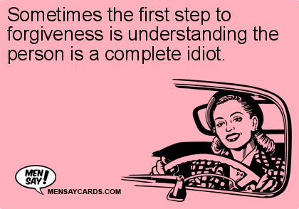 Ecards about forgiveness