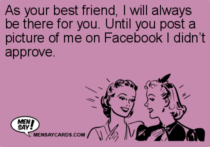 As Your Best Friend, I Will Always Be There For eCard
