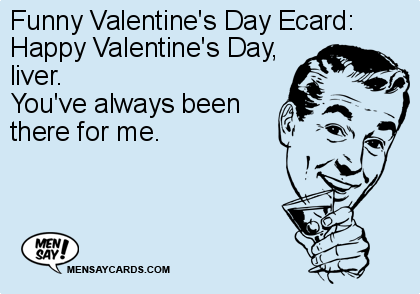 Valentines Day eCards – Funny Valentines E Card