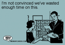 Workplace eCards | Men Say Cards